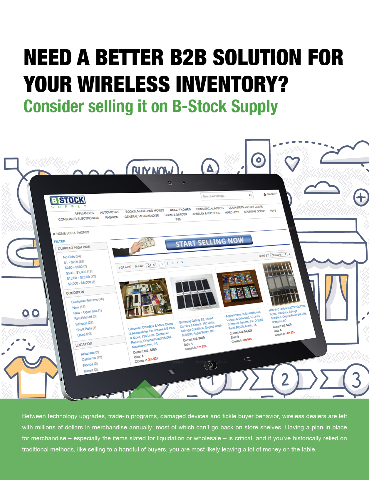 Need a Better Solution for your Wireless Inventory